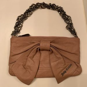 Juicy Couture Lamb Leather Bag